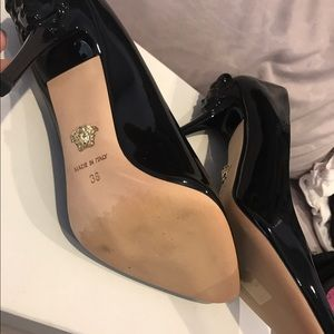710bc373ae Versace Shoes | Authentic Brand New Medusa Head Heels | Poshmark